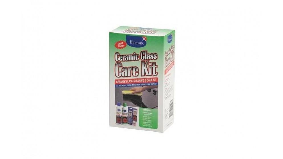 Hillmark Ceramic Glass Care Kit