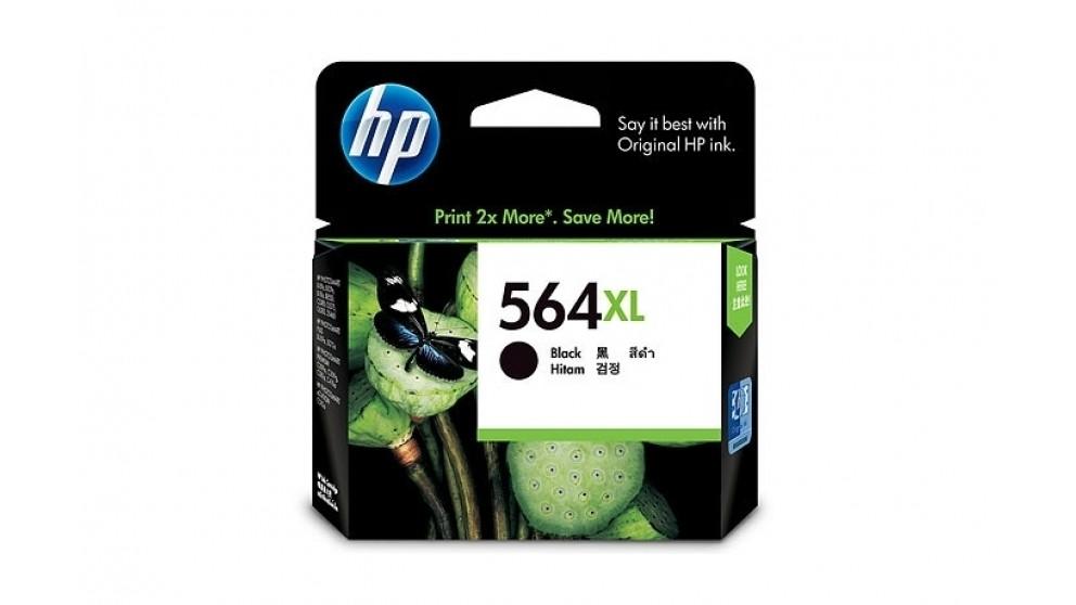 HP 564 XL Black Ink Cartridge