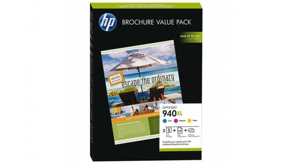 HP 940 XL Officejet Ink Cartridge Value Pack