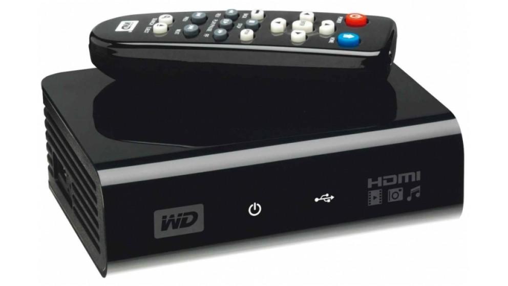 Western Digital TV Live HD Media Player