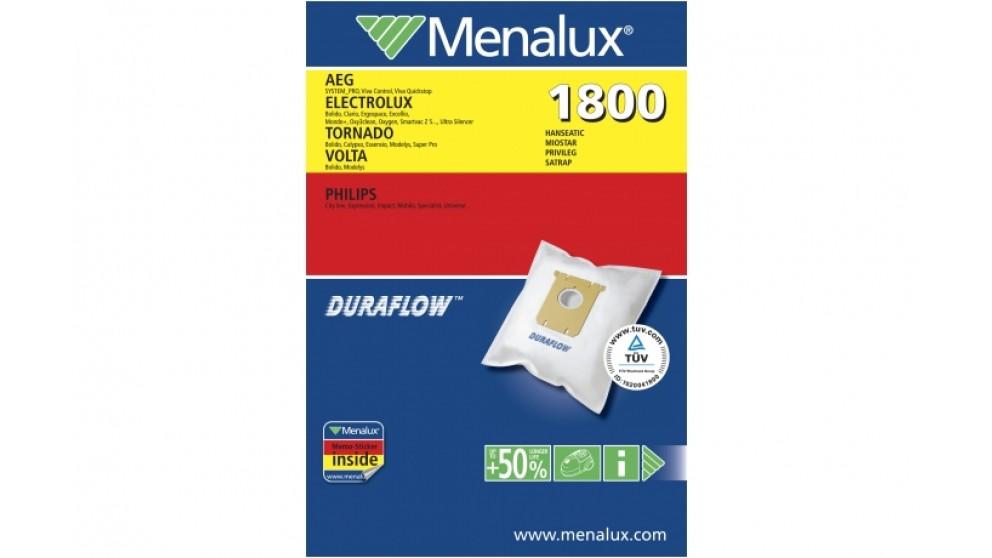 1800 Menalux Vacuum Bags 5+1F