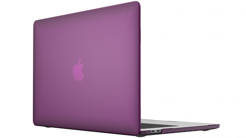 finest selection 46186 0d72b Speck SmartShell Case for MacBook Pro 15-inch with/without Touch Bar -  Wildberry Purple