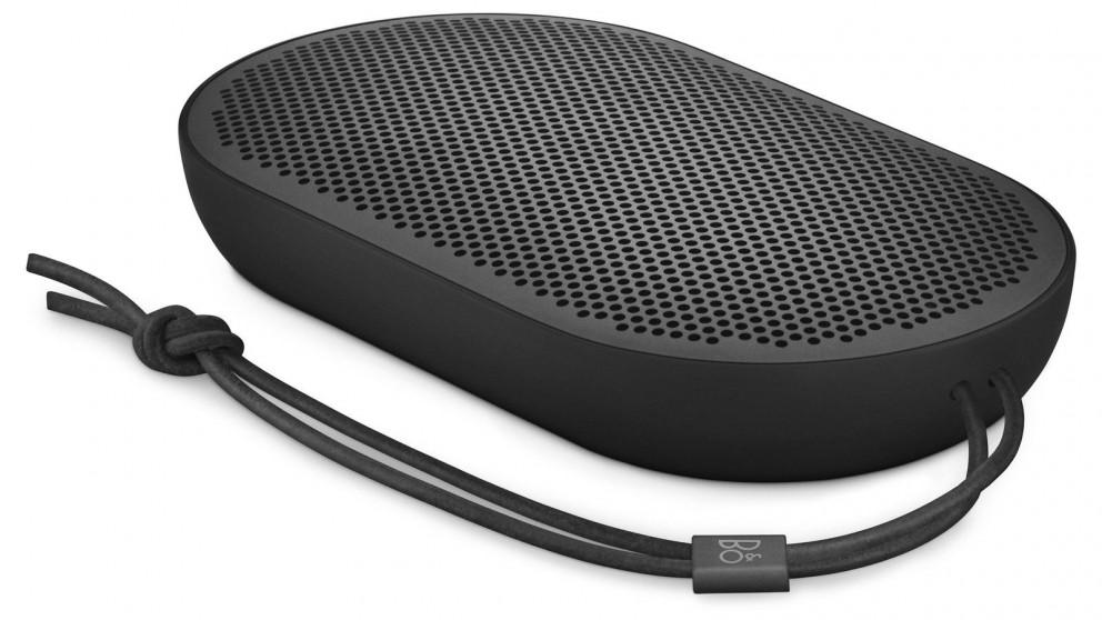 Bang & Olufsen Beoplay P2 Portable Bluetooth Speaker - Black
