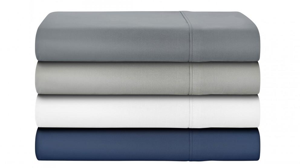 L'Avenue 500 Thread Count Indigo Bamboo/Cotton Sheet Set