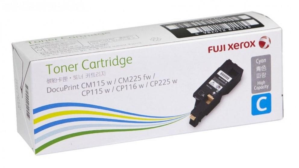 Fuji Xerox CT202265 Toner Cartridge - Cyan