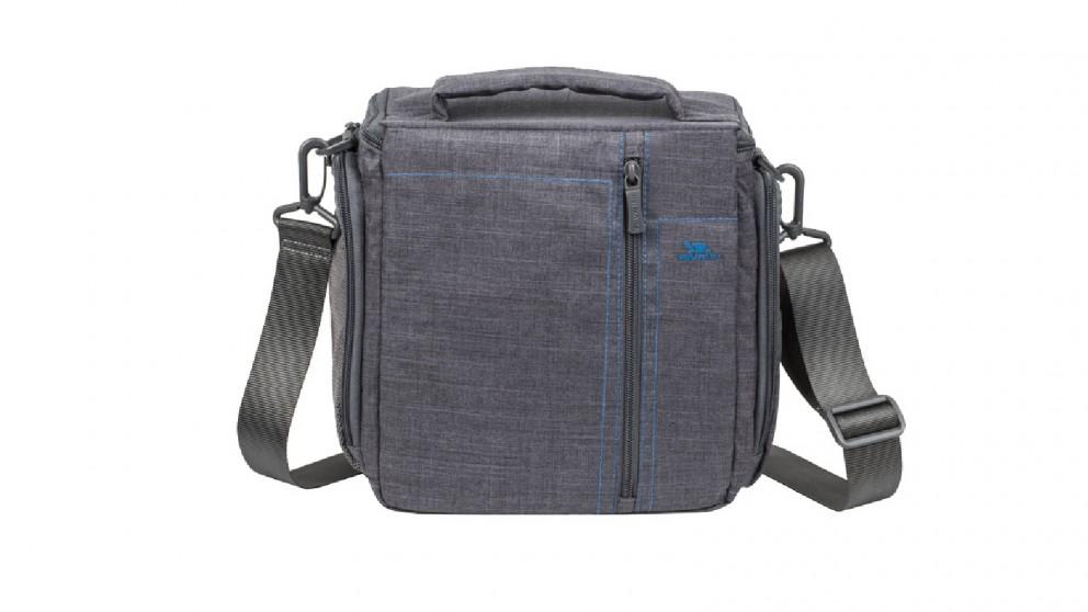 Rivacase 7503 DSLR Large Shoulder Bag -  Grey