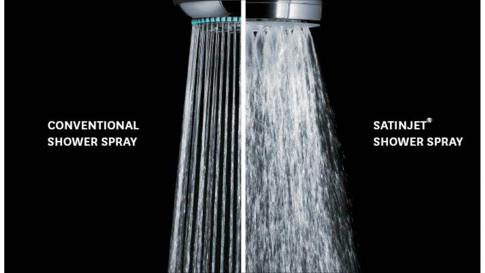 Methven Kiri Satinjet Shower on Rail