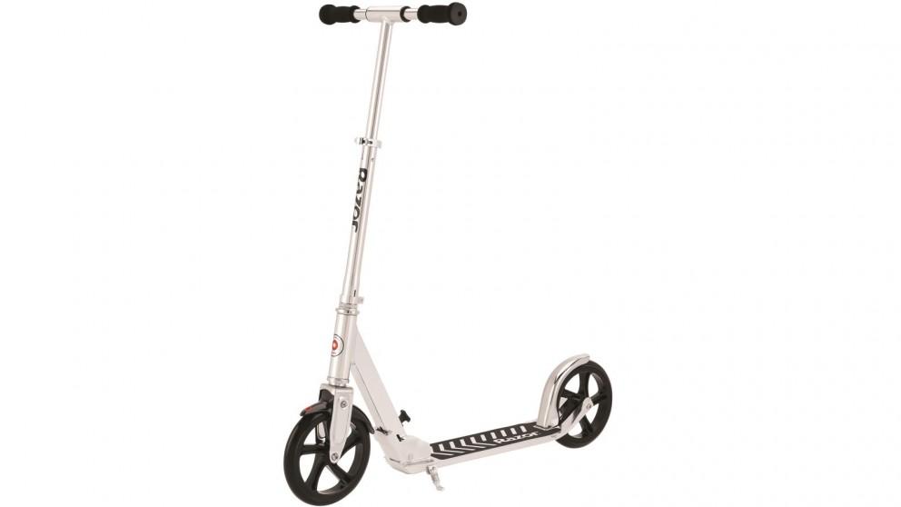 Razor A5 Deluxe Scooter - Silver