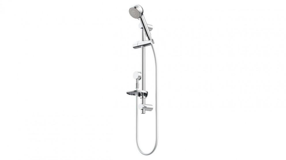 Caroma Urbane Multifunction Rail Shower - Chrome