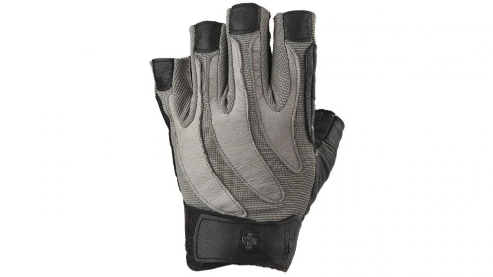 Harbinger Small Bioform Gloves - Grey