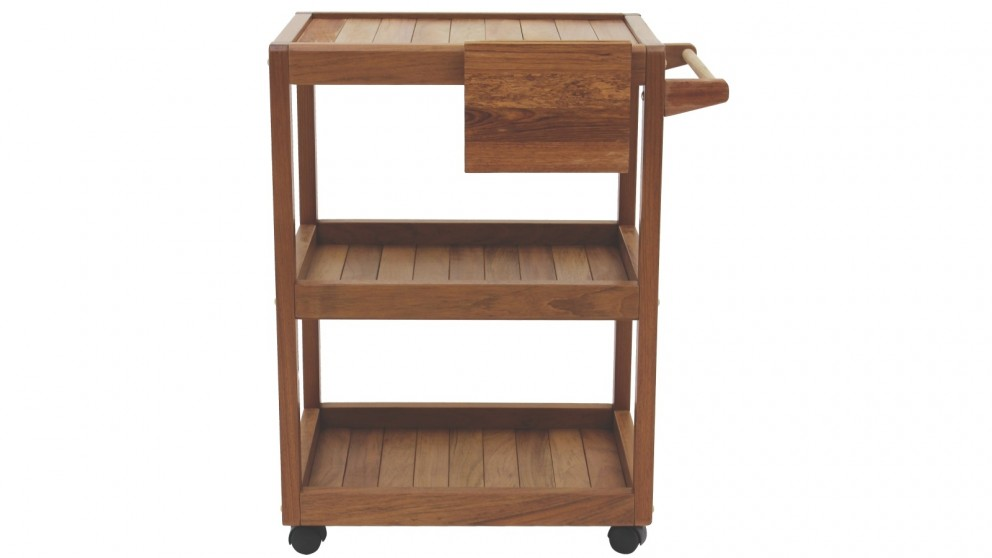 Tramontina Barbecue Trolley With Knife Block