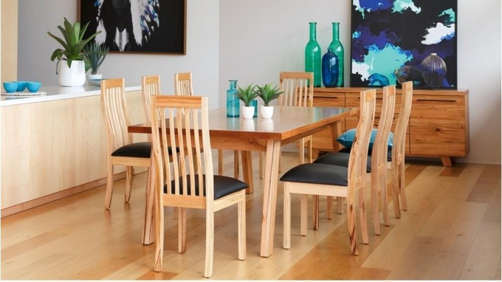 bendigo 9 piece dining setting - dining furniture - dining room