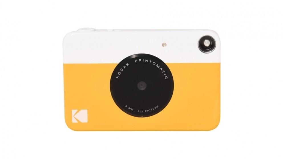 Kodak Printomatic Camera - Yellow