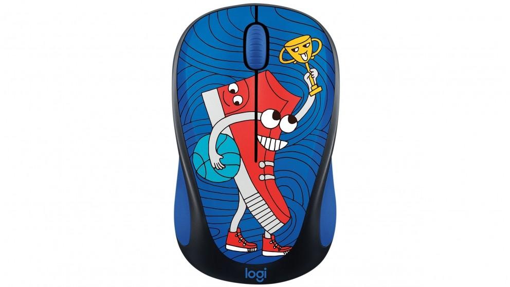 Logitech M238 Wireless Mouse - Sneakerhead