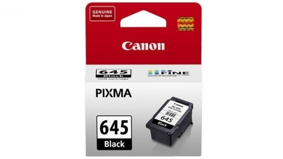 Canon PG-645 Ink Cartridge - Black
