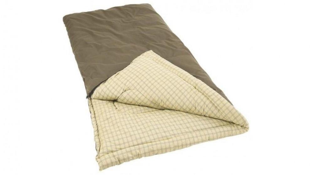 Coleman Big Game C-6 Sleeping Bag - Khaki