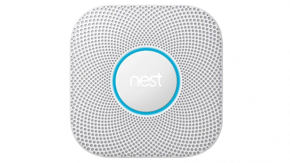 Nest Protect Smoke Alarm (Main Powered) - White - Home Security - Connected Home - Fitness ...