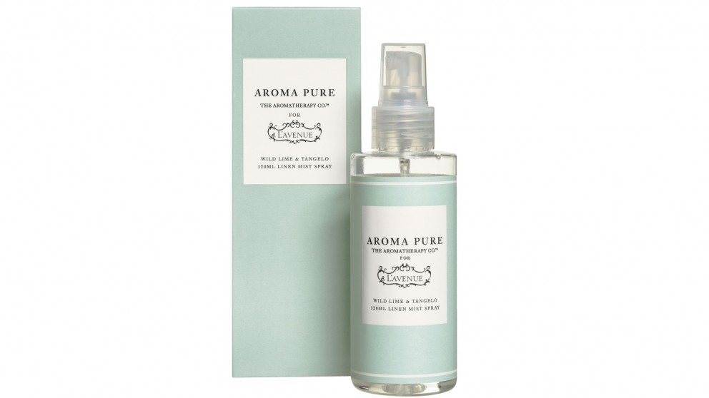 L'Avenue Aroma Pure Linen Mist - Wild Lime & Tangelo