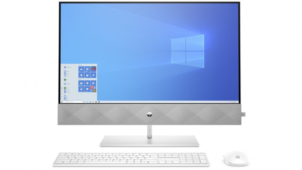 HP Pavilion 27-inch R7-4800H/16GB/1TB SSD All-in-One Desktop