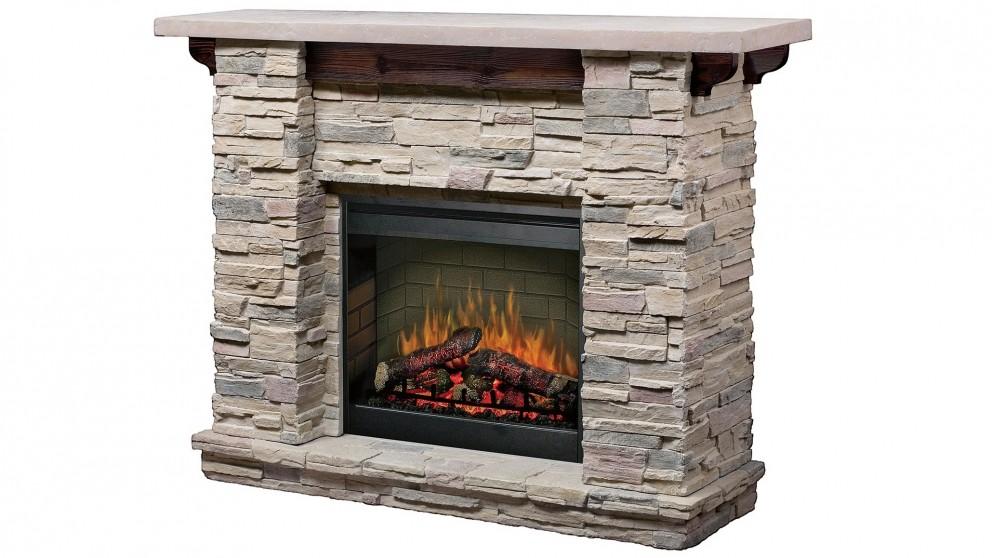 Dimplex 2000W Featherstone Electric Fireplace