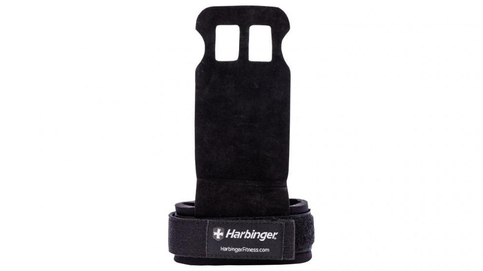Harbinger Large Palm Grips - Black
