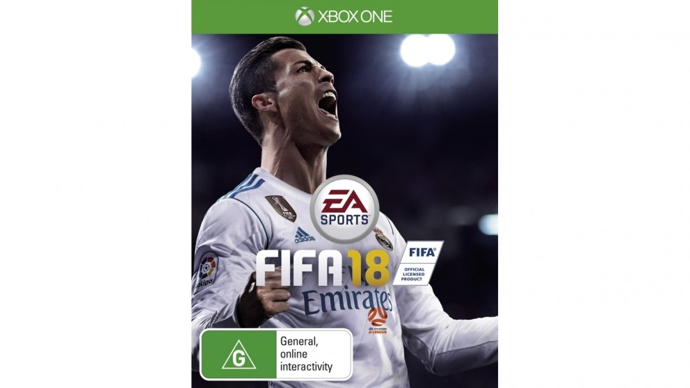 buy fifa 18 xbox one harvey norman au. Black Bedroom Furniture Sets. Home Design Ideas