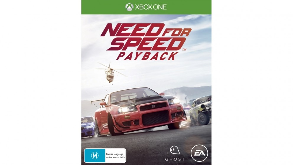 Cheap Need For Speed Payback Xbox One Harvey Norman Au