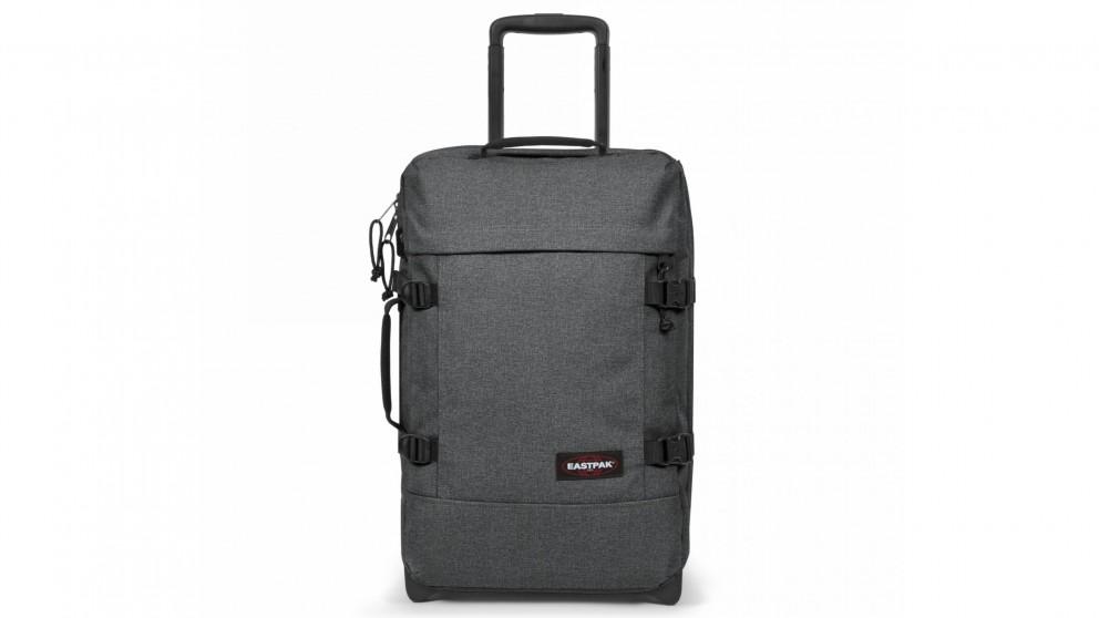 Eastpak Tranverz Small Laptop Bag - Black Denim