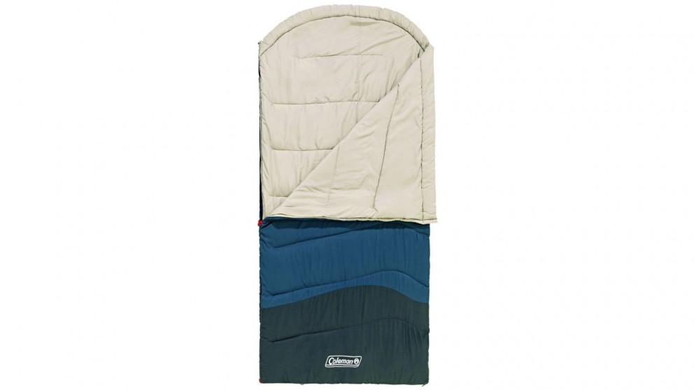 Coleman Mudgee C-3 Tall Sleeping Bag - Blue