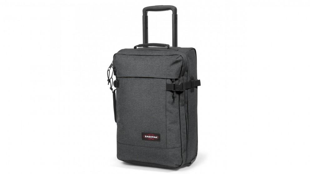 Eastpak Tranverz Extra Small Laptop Bag - Black Denim