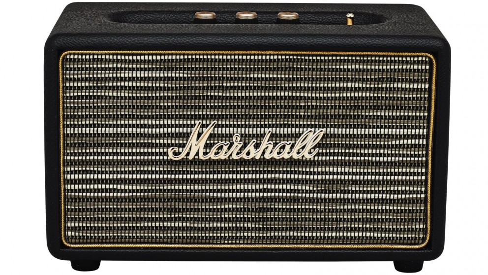 Marshall Acton Bluetooth Speaker - Black