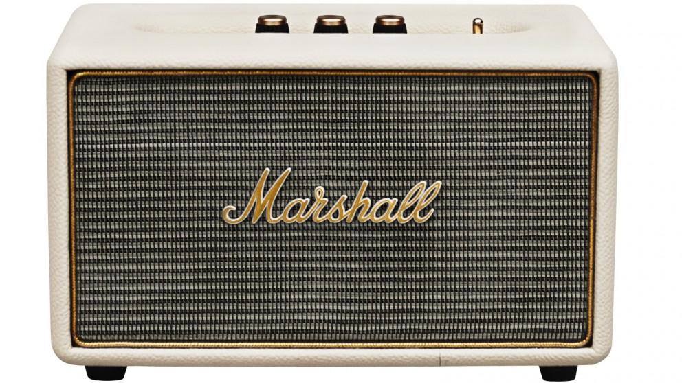 Marshall Acton Bluetooth Speaker - Cream