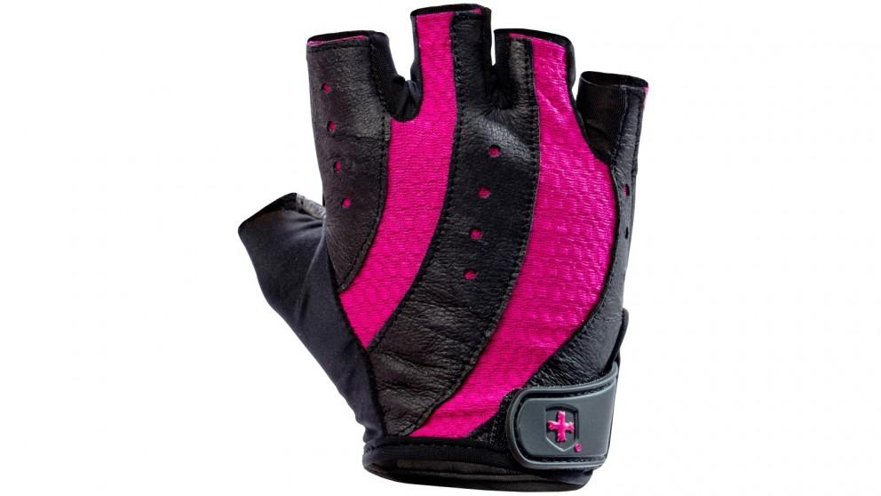 Harbinger Small Women's Pro Gloves - Pink