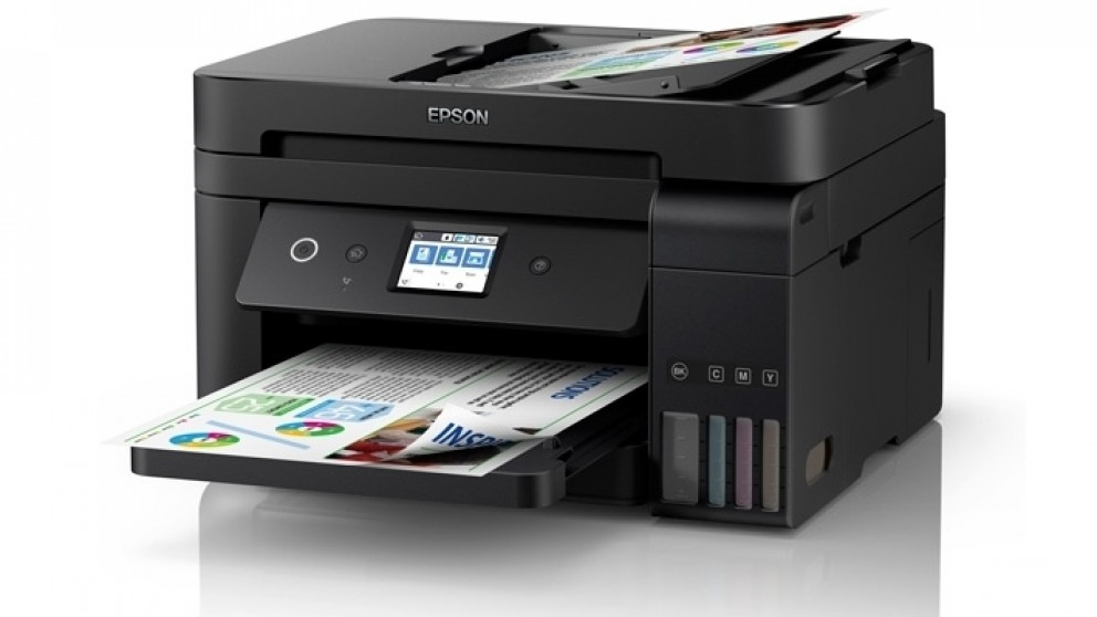 Epson WorkForce ET-4750 EcoTank Multifunction Printer