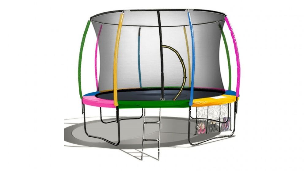 Kahuna 14ft Rainbow Trampoline