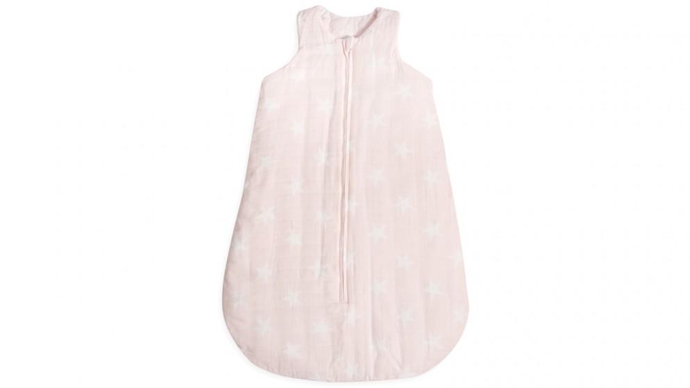 Aden+Anais Grace Cozy Muslin Sleeping Bag 3.5 TOG - Large