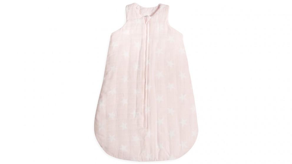 Aden+Anais Grace Cozy Muslin Sleeping Bag 3.5 TOG - Medium