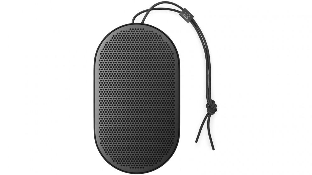 B&O PLAY Beoplay P2 Portable Bluetooth Speaker - Black