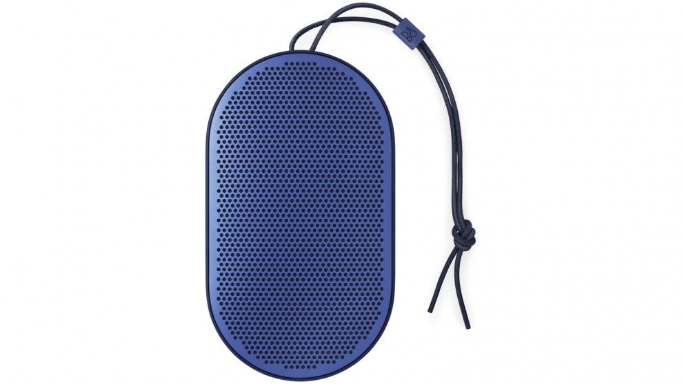 B&O Play Beoplay P2 Portable Bluetooth Speaker - Blue