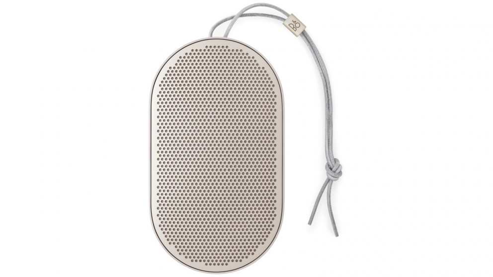 B&O Play Beoplay P2 Portable Bluetooth Speaker - Sandstone