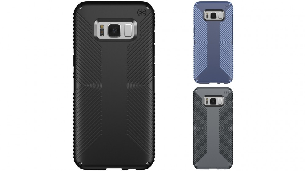 Speck Presidio Grip Case for Samsung Galaxy S8+