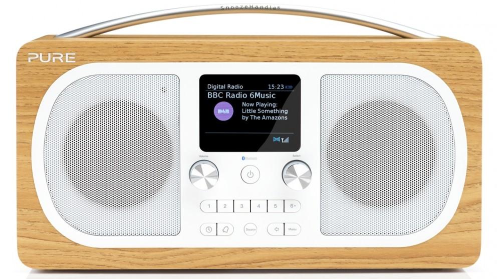 Pure Evoke H6 Portable DAB/DAB+/FM Radio with Bluetooth