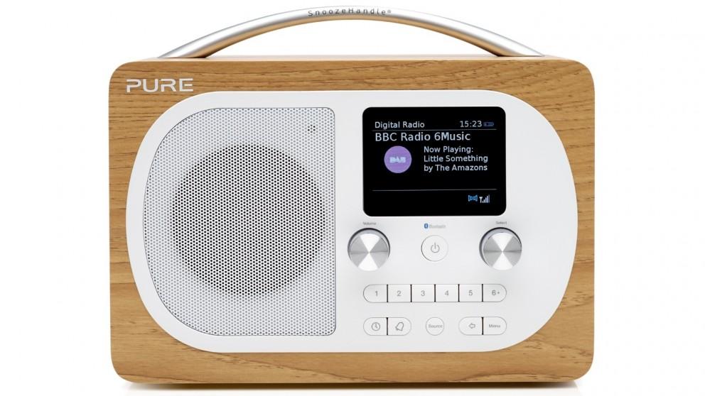 Pure Evoke H4 Portable DAB/DAB+/FM Radio with Bluetooth