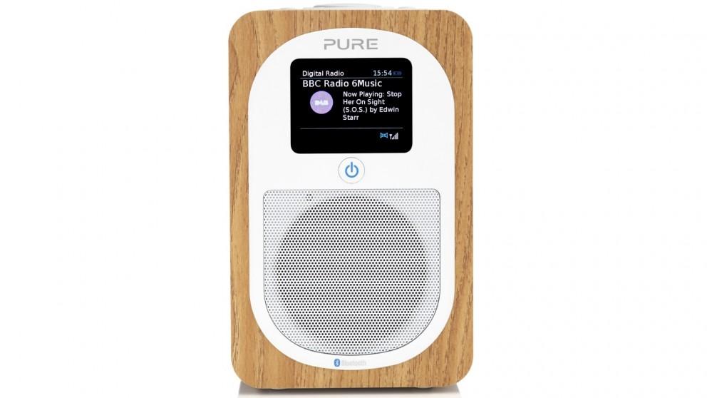 Pure Evoke H3 Portable DAB/DAB+/FM Radio with Bluetooth