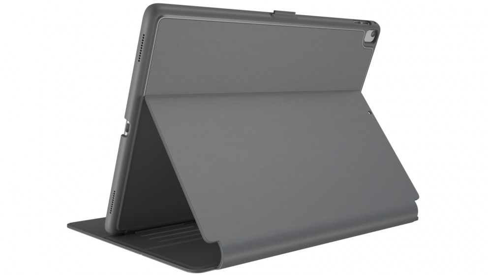 "Speck Balance Folio Case for iPad 9.7"" - Stormy Grey/Charcoal Grey"