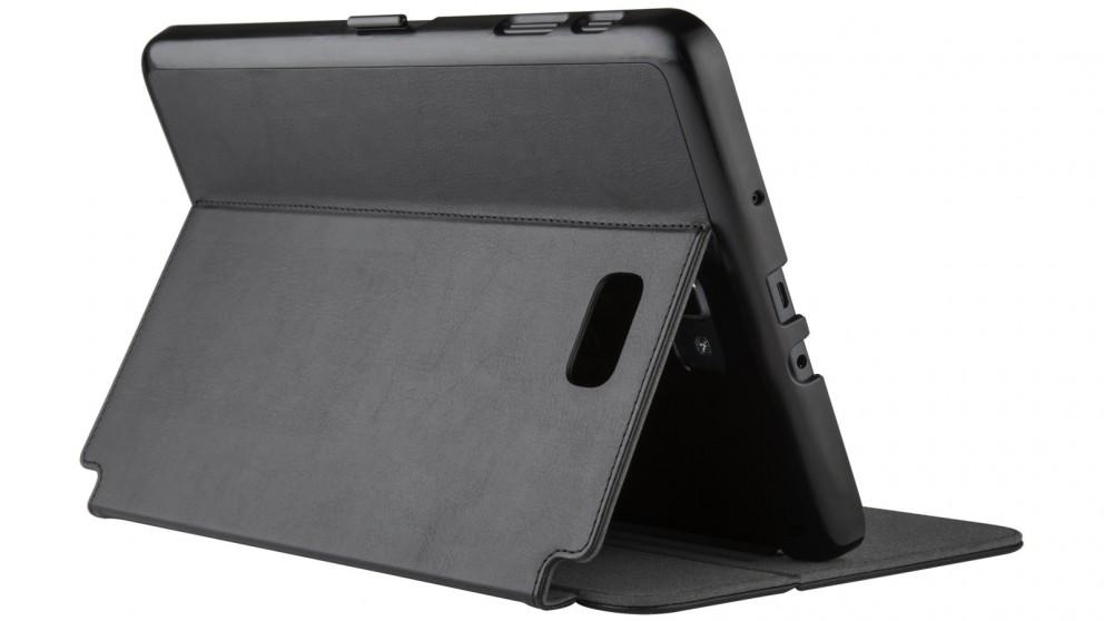 Speck StyleFolio Case for Galaxy Tab A 10.1 - Black/Slate Grey