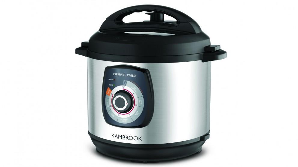 Kambrook 6L Express Pressure Cooker