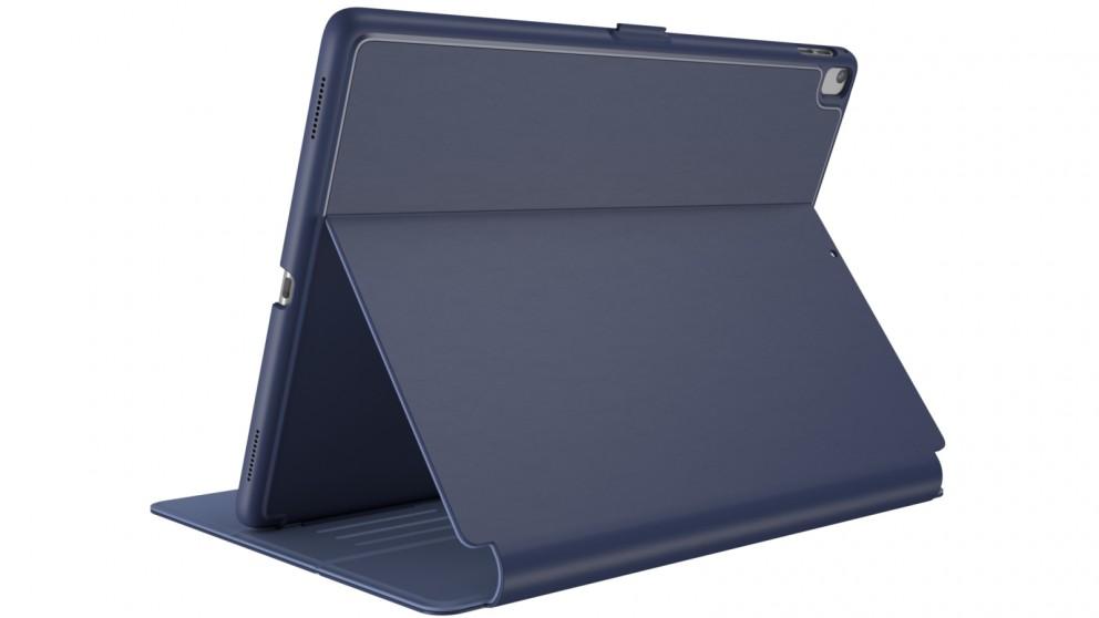"Speck Balance Folio Case for iPad 9.7"" - Marine Blue/Twilight Blue"