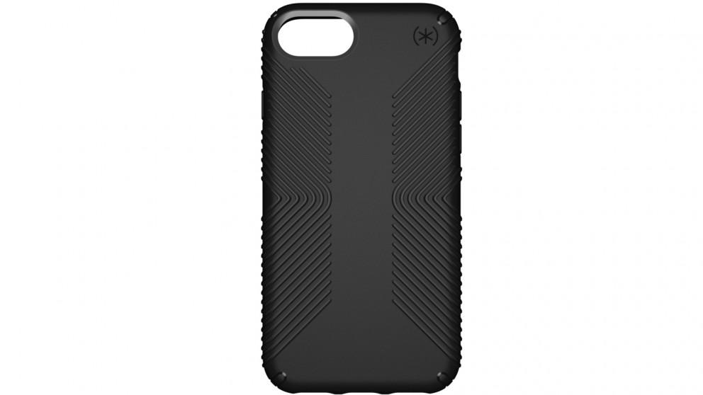 Speck Presedio Grip Case for iPhone 8 - Black