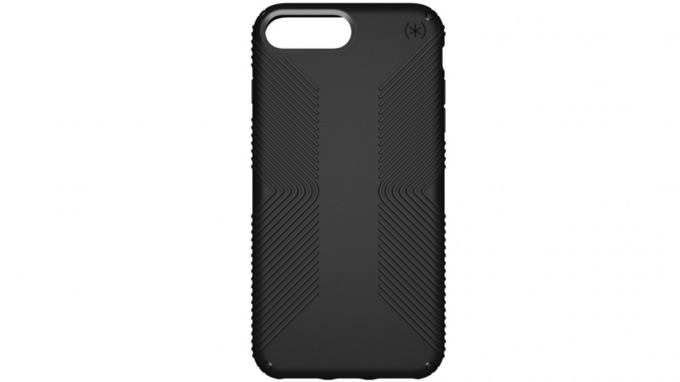 Speck Presedio Grip Case for iPhone 8 Plus - Black